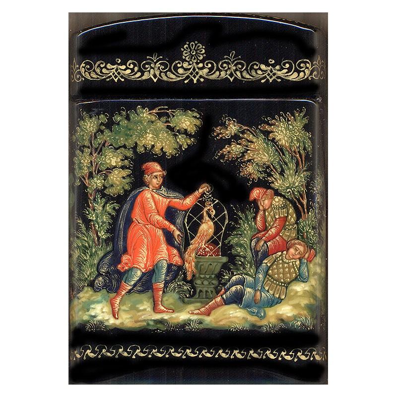 Вышивка иван царевич и серый волк 33