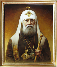 Патриарх Всея Руси Тихон.