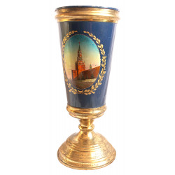 Cup with Red Square
