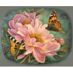 Flowers and Buterflies