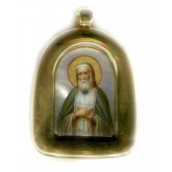 Pendant: St Serafim of Sarov