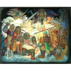 Battle at the Chudskoe Lake (1242)