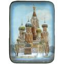 St.Basil's Cathedral on the Red Square