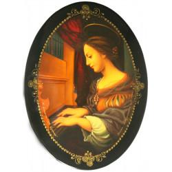 St. Cecilia (after Carlo Dolci)
