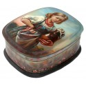 Peasant Girl with a Jar
