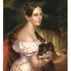 A Girl with a Dog