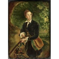 Portrait of Alexey Tolstoy