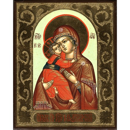 Icon Virgin of Vladimir
