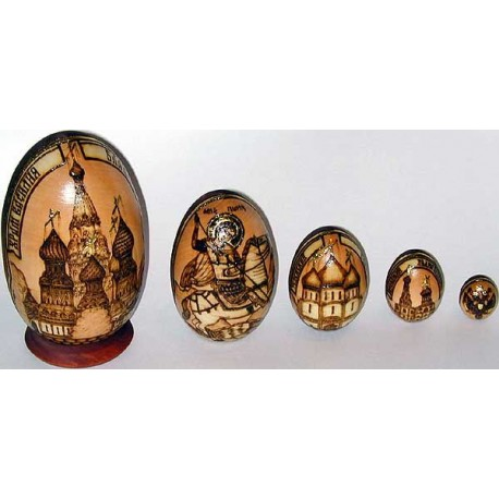Matrioshka Moscow