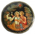 Brooch: Date in the Forest
