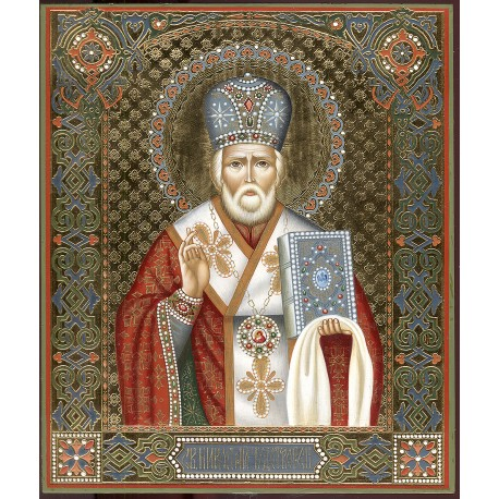 Icon:St.Nicholas