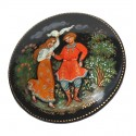 Brooch: Russian Dance