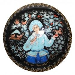Brooch:Snowmaiden