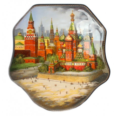 Red Square.Moscow.